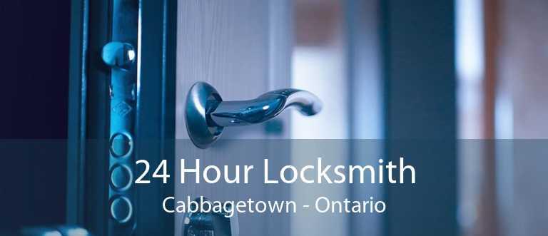 24 Hour Locksmith Cabbagetown - Ontario
