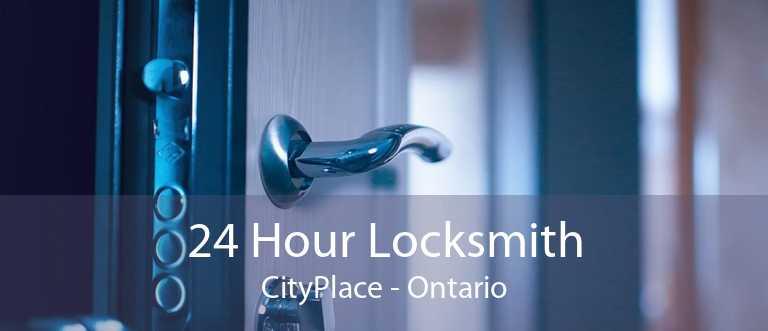 24 Hour Locksmith CityPlace - Ontario