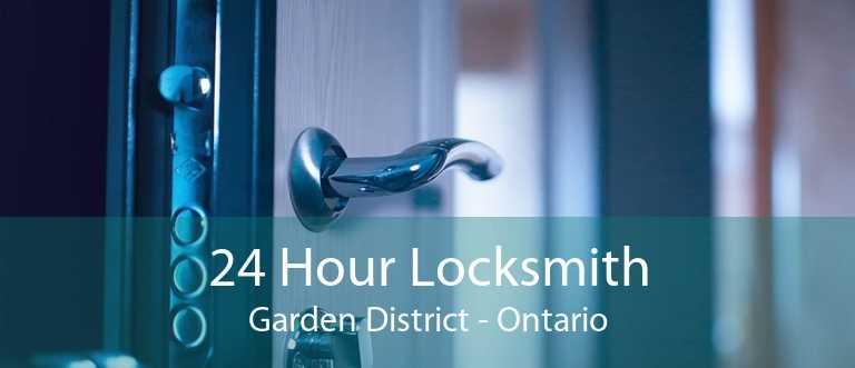 24 Hour Locksmith Garden District - Ontario
