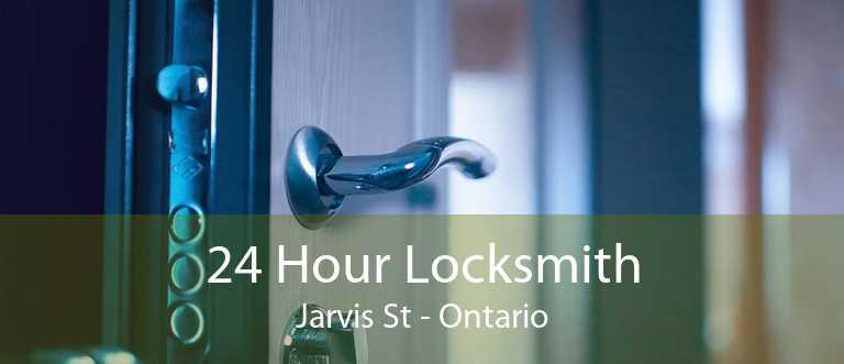 24 Hour Locksmith Jarvis St - Ontario