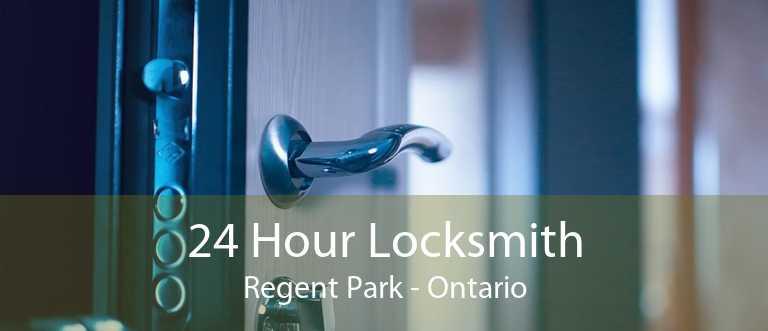 24 Hour Locksmith Regent Park - Ontario
