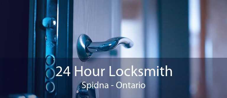 24 Hour Locksmith Spidna - Ontario
