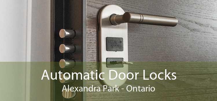 Automatic Door Locks Alexandra Park - Ontario