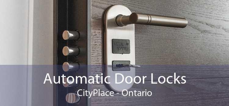 Automatic Door Locks CityPlace - Ontario
