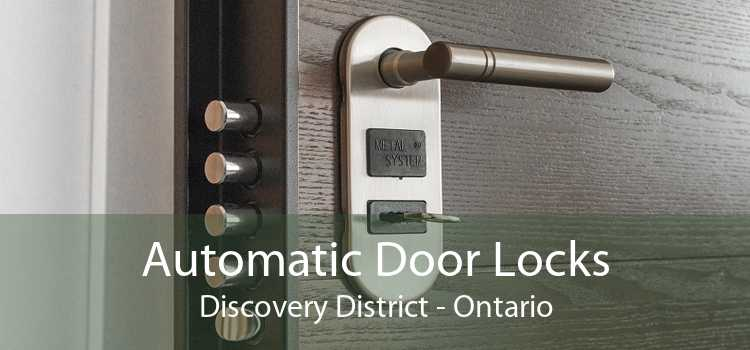 Automatic Door Locks Discovery District - Ontario