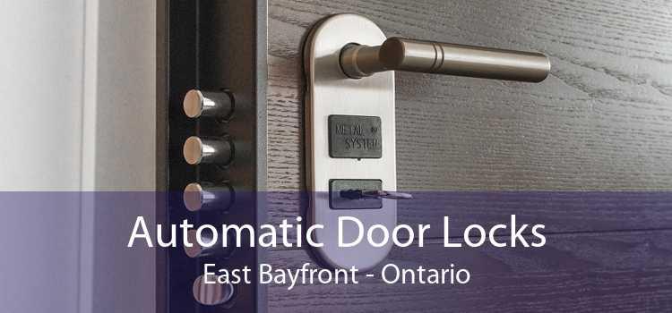 Automatic Door Locks East Bayfront - Ontario