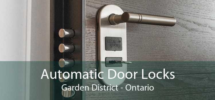 Automatic Door Locks Garden District - Ontario