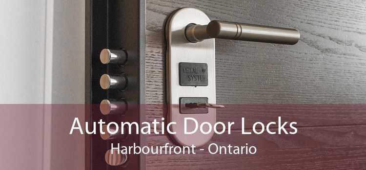 Automatic Door Locks Harbourfront - Ontario