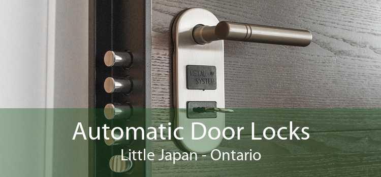 Automatic Door Locks Little Japan - Ontario