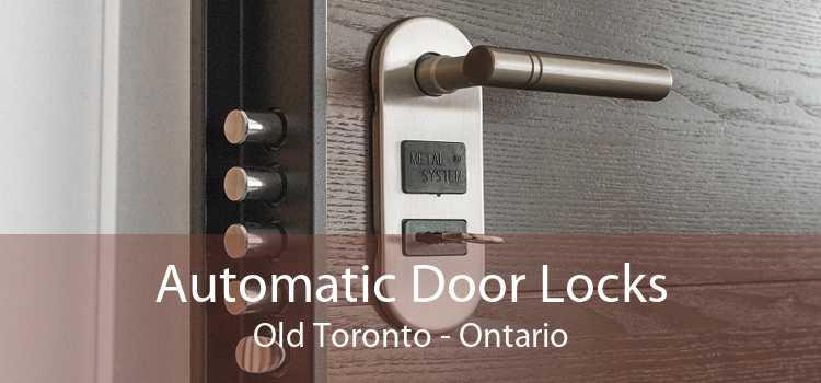 Automatic Door Locks Old Toronto - Ontario