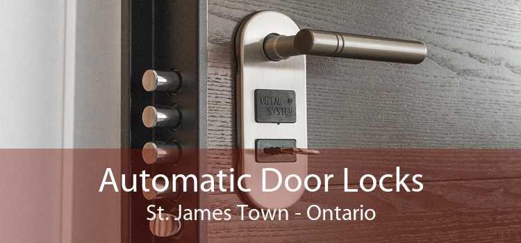Automatic Door Locks St. James Town - Ontario