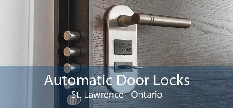Automatic Door Locks St. Lawrence - Ontario