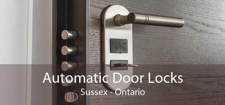 Automatic Door Locks Sussex - Ontario