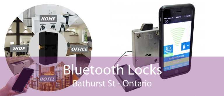 Bluetooth Locks Bathurst St - Ontario