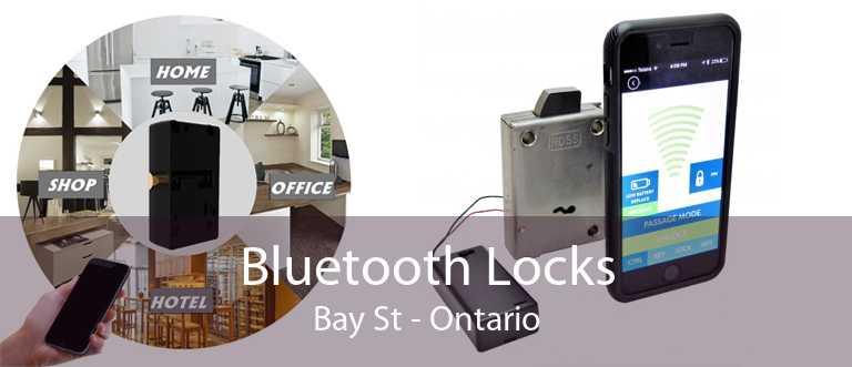 Bluetooth Locks Bay St - Ontario