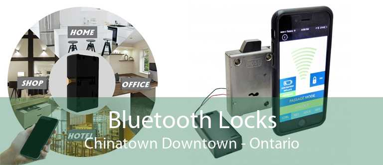 Bluetooth Locks Chinatown Downtown - Ontario