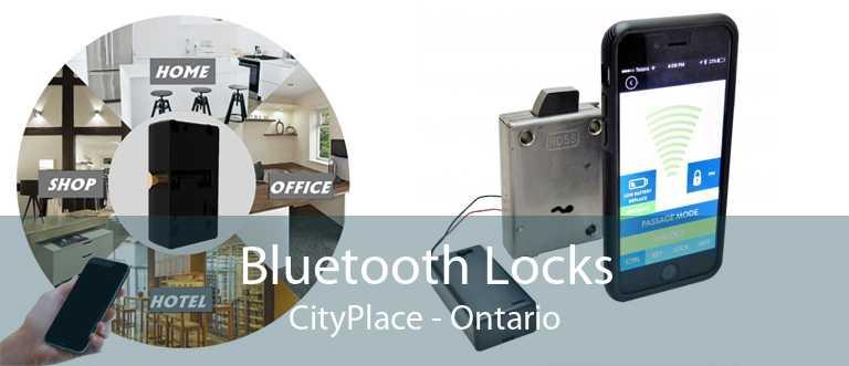 Bluetooth Locks CityPlace - Ontario