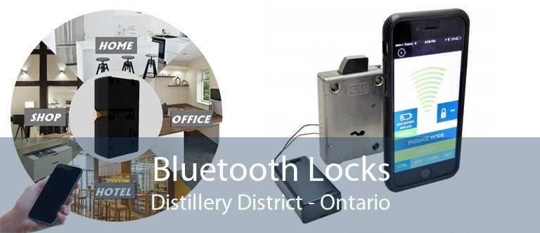 Bluetooth Locks Distillery District - Ontario