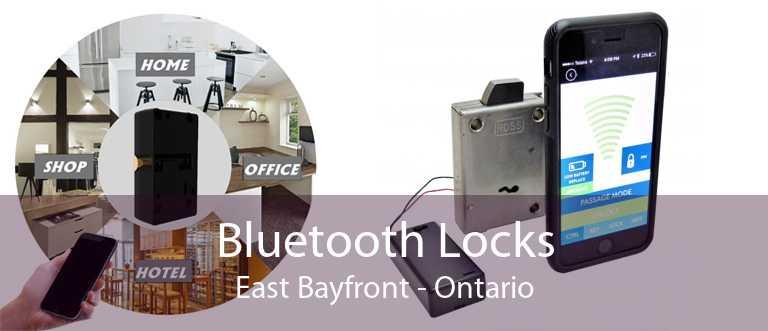 Bluetooth Locks East Bayfront - Ontario