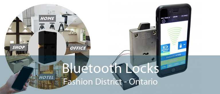 Bluetooth Locks Fashion District - Ontario