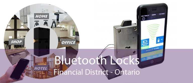 Bluetooth Locks Financial District - Ontario