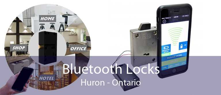 Bluetooth Locks Huron - Ontario