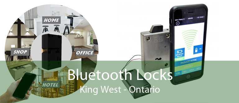 Bluetooth Locks King West - Ontario