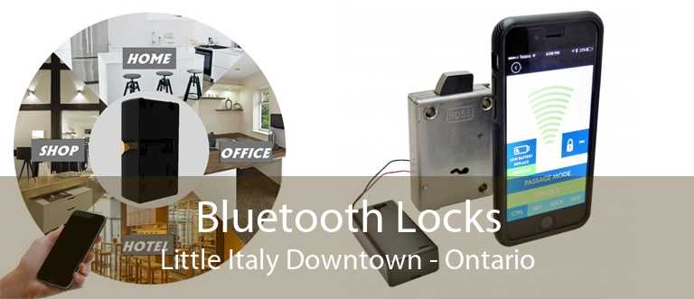 Bluetooth Locks Little Italy Downtown - Ontario