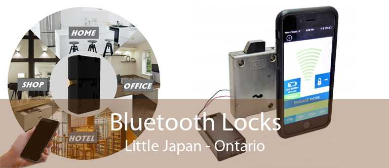 Bluetooth Locks Little Japan - Ontario