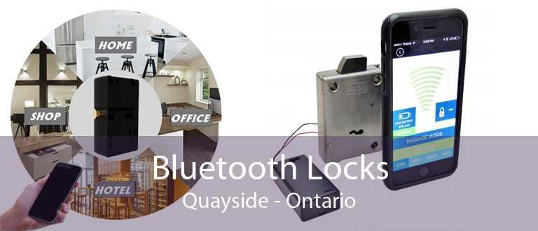 Bluetooth Locks Quayside - Ontario