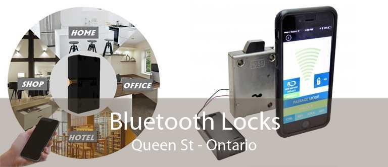 Bluetooth Locks Queen St - Ontario