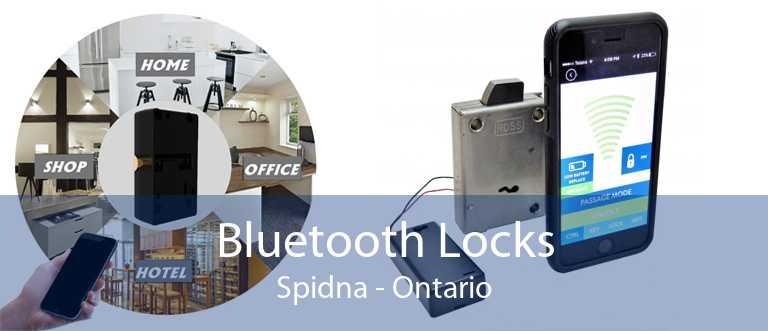 Bluetooth Locks Spidna - Ontario