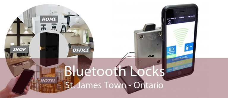 Bluetooth Locks St. James Town - Ontario