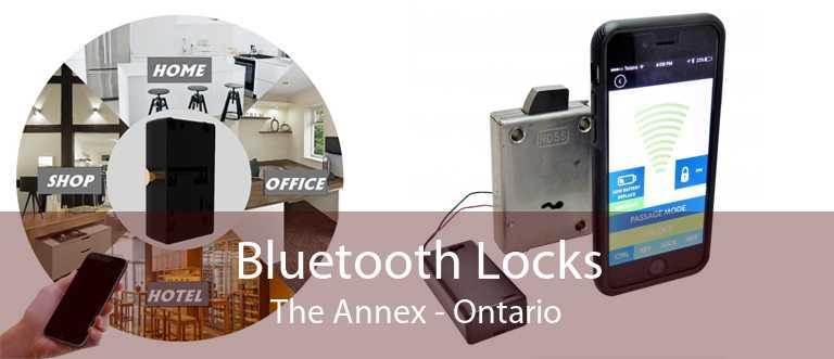 Bluetooth Locks The Annex - Ontario