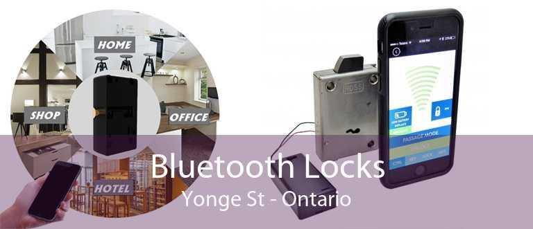 Bluetooth Locks Yonge St - Ontario