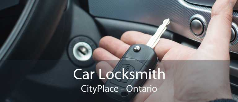 Car Locksmith CityPlace - Ontario