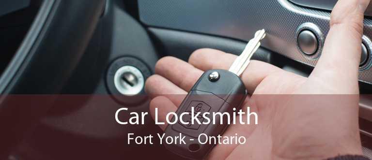 Car Locksmith Fort York - Ontario