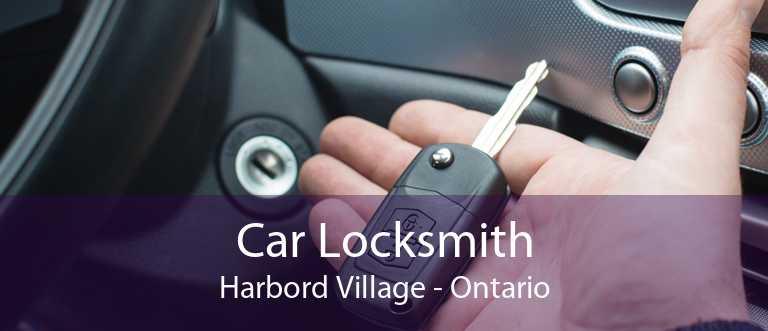 Car Locksmith Harbord Village - Ontario