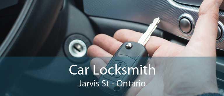 Car Locksmith Jarvis St - Ontario