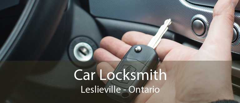 Car Locksmith Leslieville - Ontario