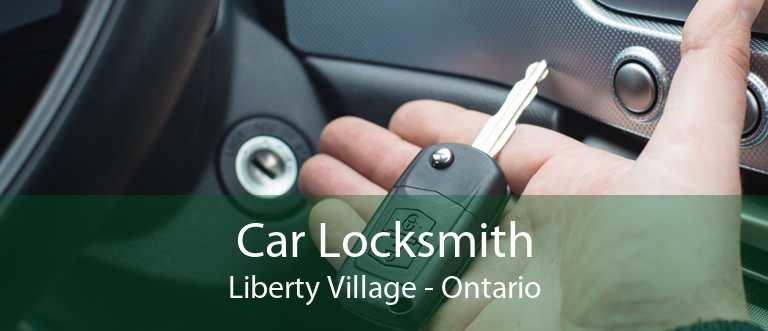 Car Locksmith Liberty Village - Ontario
