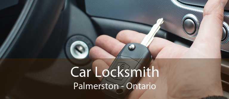 Car Locksmith Palmerston - Ontario