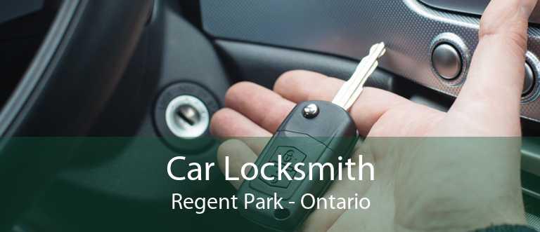 Car Locksmith Regent Park - Ontario
