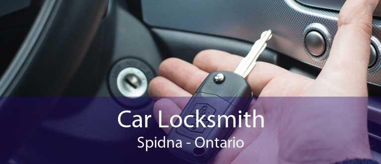 Car Locksmith Spidna - Ontario
