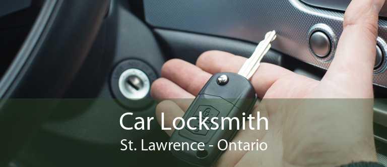 Car Locksmith St. Lawrence - Ontario