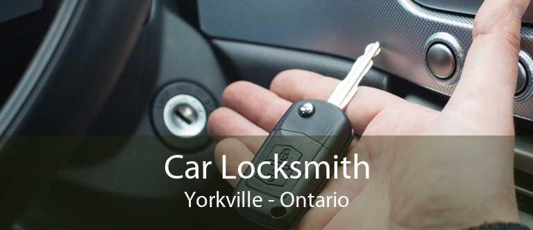 Car Locksmith Yorkville - Ontario