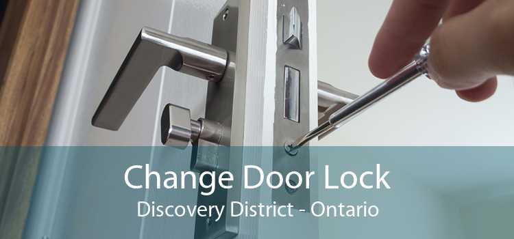 Change Door Lock Discovery District - Ontario