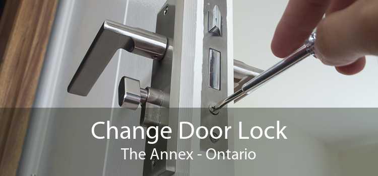 Change Door Lock The Annex - Ontario
