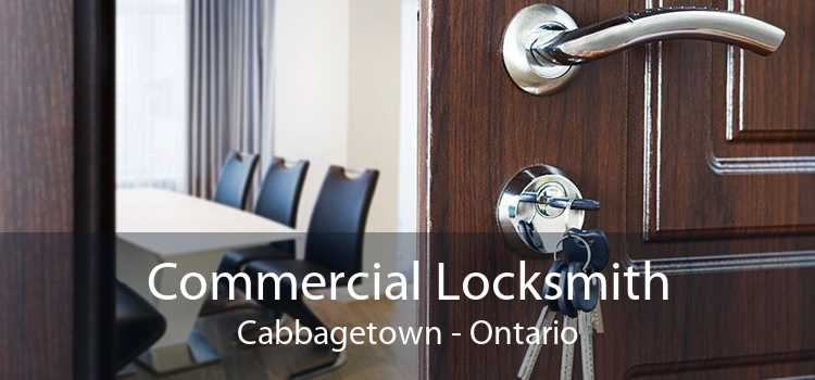 Commercial Locksmith Cabbagetown - Ontario