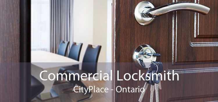 Commercial Locksmith CityPlace - Ontario